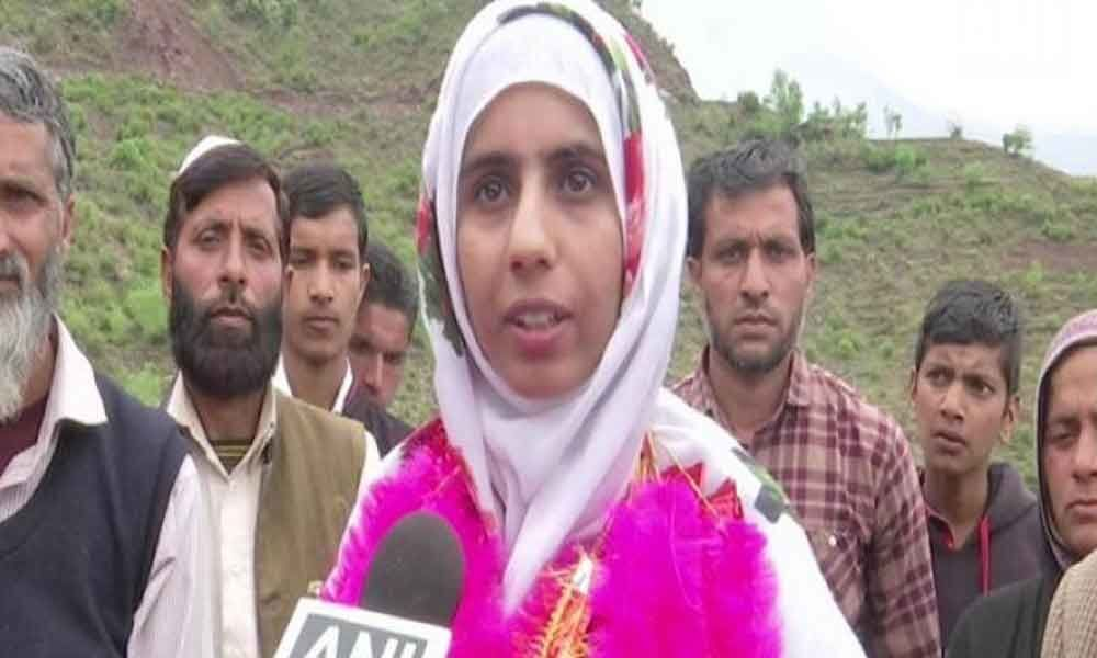 First woman to clear IAS from Kashmirs Poonch wants to improve school infrastructure