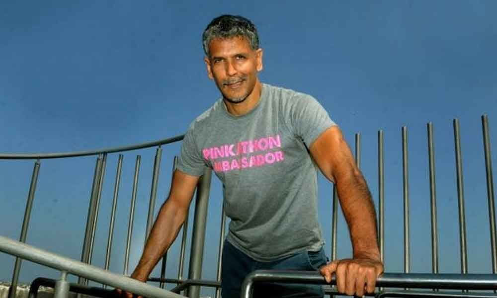 Milind Soman to feature in a fitness show titled