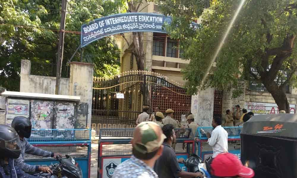 Telangana State Board of Intermediate Education bungling leaves students in lurch