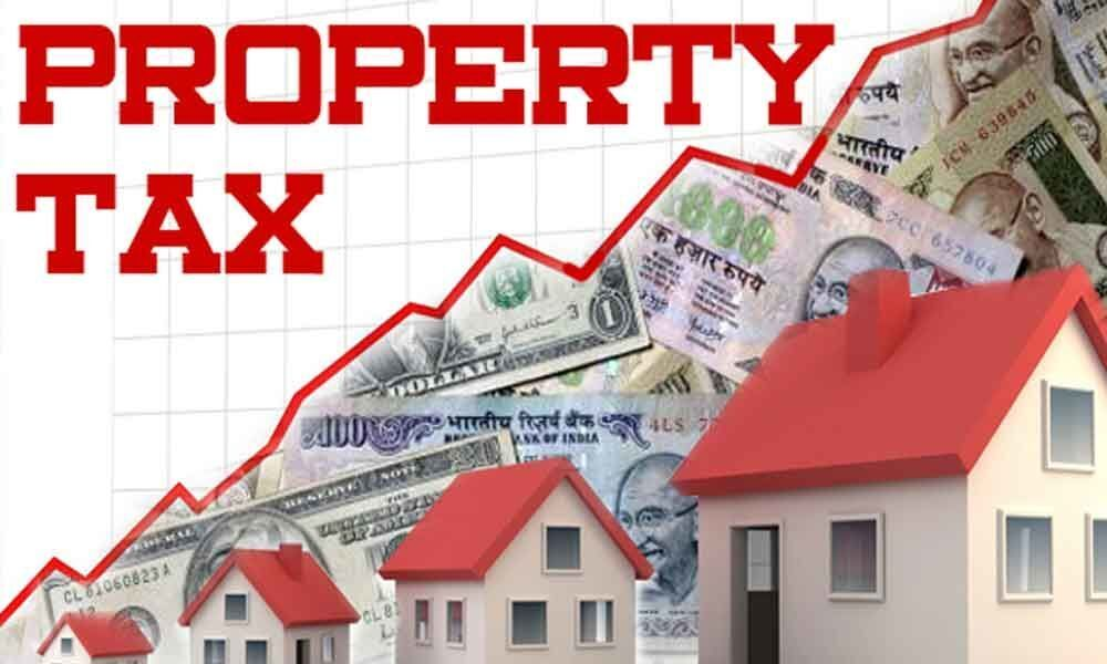 Property tax payers pay Rs 91 cr online