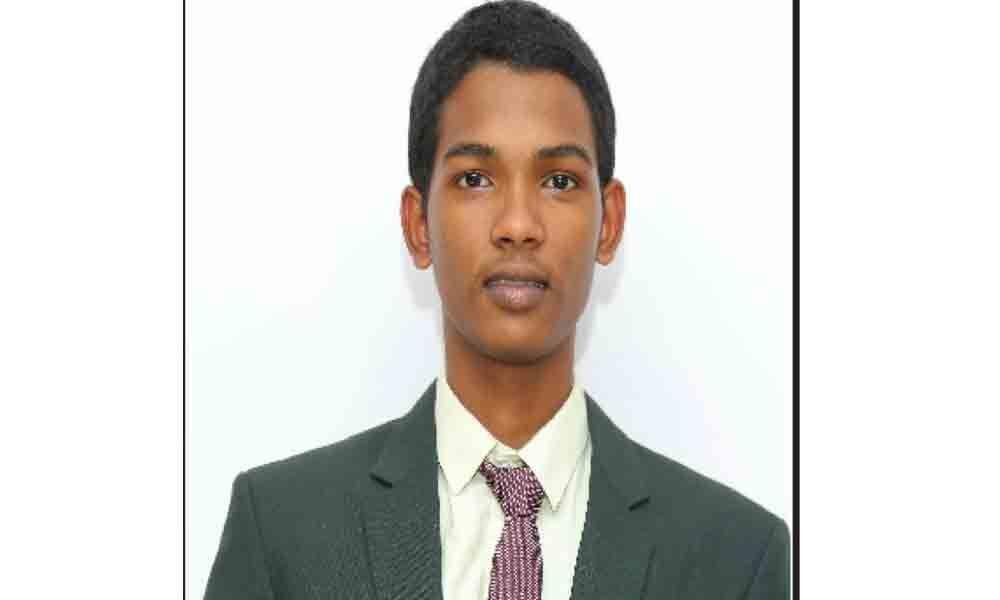 Shirdi Sai student bags KVPY fellowship