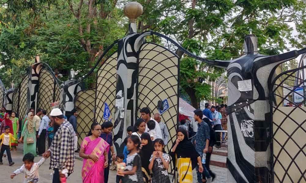 Buddha Purnima parks set for major facelift