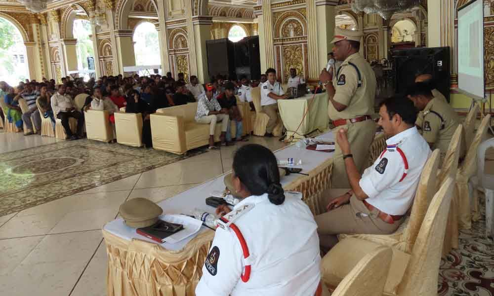 170 under-aged bikers counselled