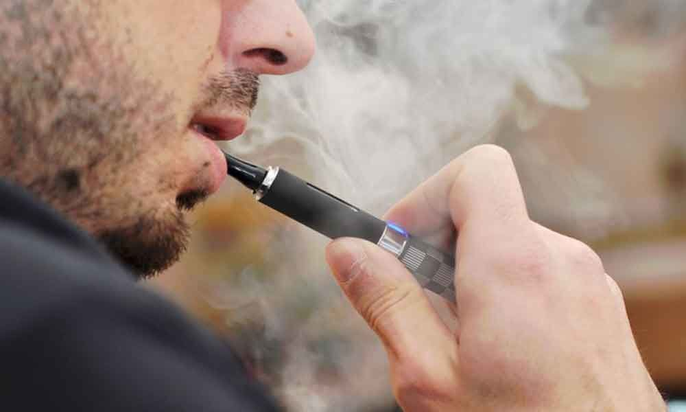 Asthma-causing toxins found in e-cigarettes