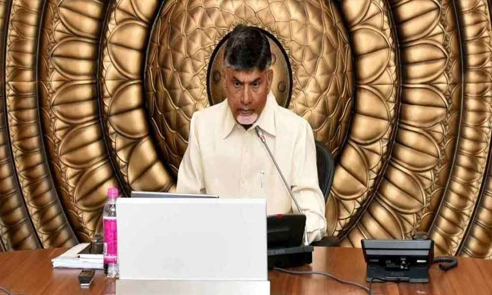 CM Chandrababu Naidu to conduct review meetings from 1 May