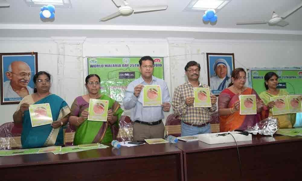 Make Guntur malaria-free district: JC