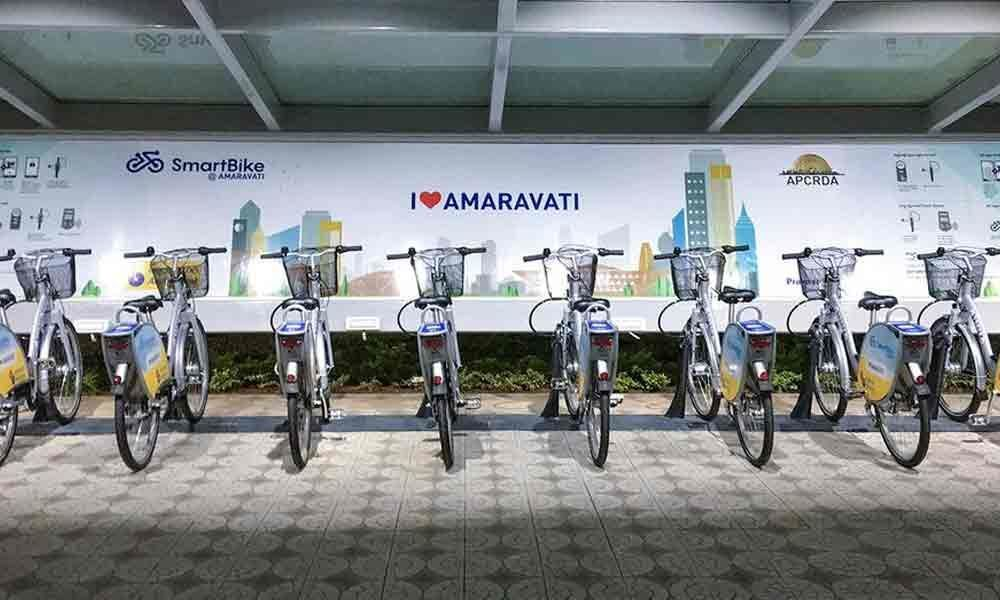 Cycle-sharing in varsities shortly