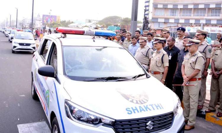 Shakti teams to protect women
