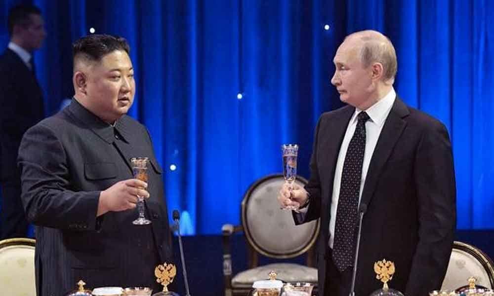 Not sure if US guarantees will make North Korea de-nuclearise: Vladimir Putin