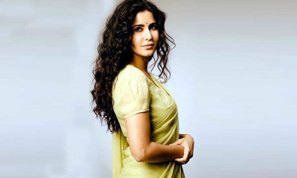 Had The Most Incredible Time Working On Bharat Says Katrina Kaif