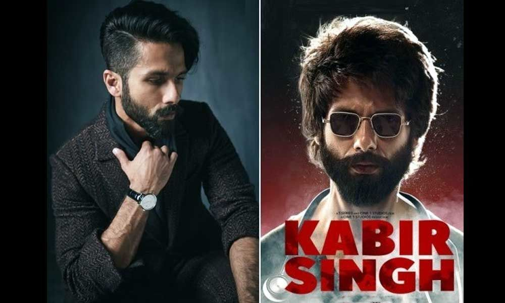 I Found Kabir Singh, Edgy and Appealing Says Shahid Kapoor