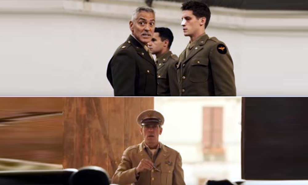 Check Out Catch 22 Trailer, Starring George Clooney And Hugh Laurie