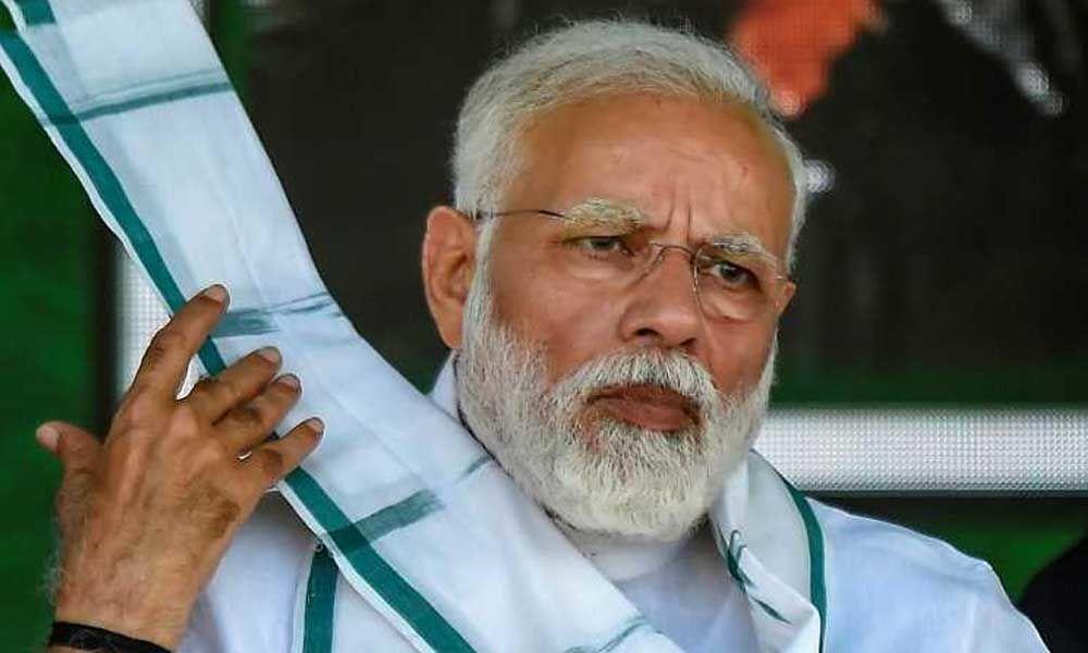 Law equal for all, raid my house if I do anything wrong: Narendra Modi