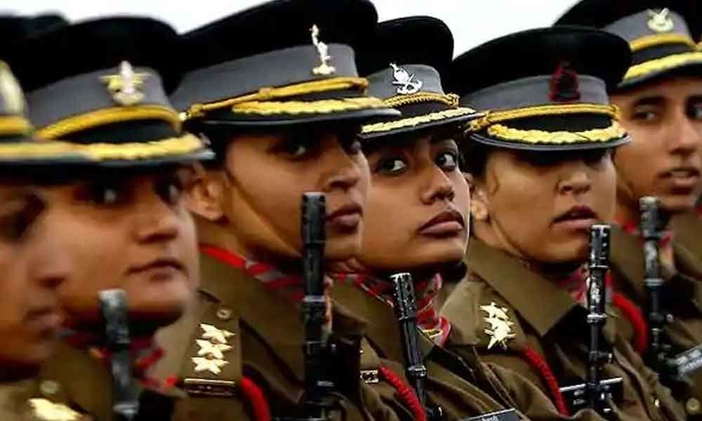 Women have a role in Army
