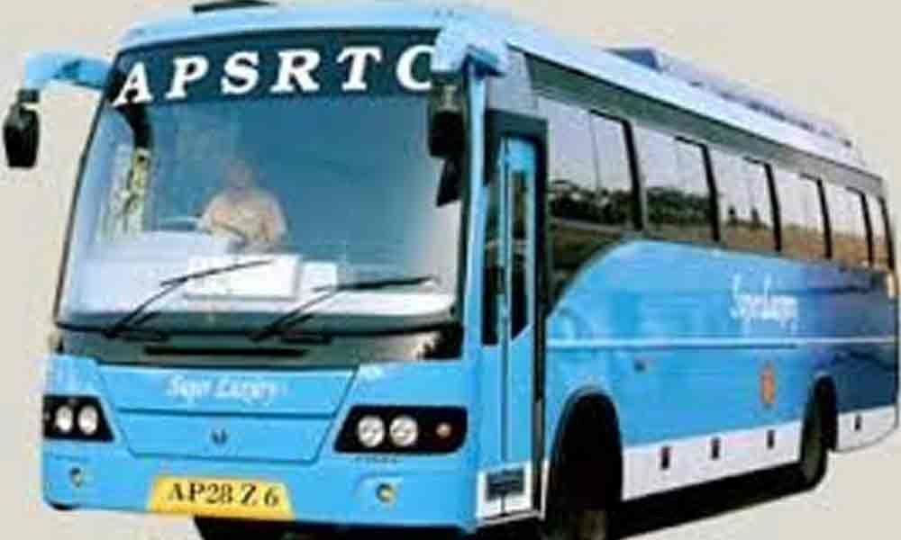 Tax payers oppose APSRTC privatisation move