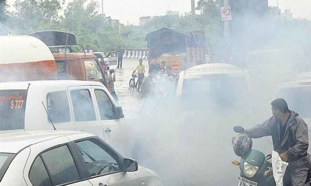 Hope in the air as GHMC to wage war on pollution