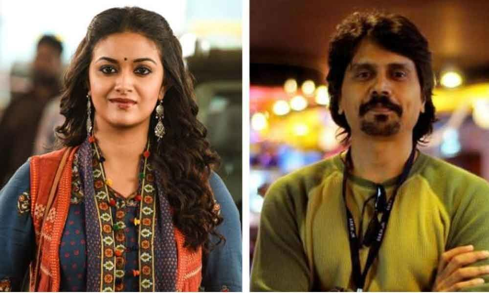 Keerthy Suresh to team up with this Bollywood director