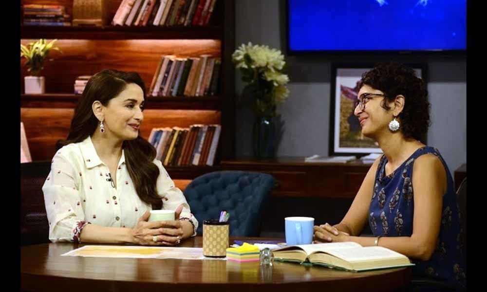 Aamir Khan thanks Madhuri Dixit for stepping in for him in