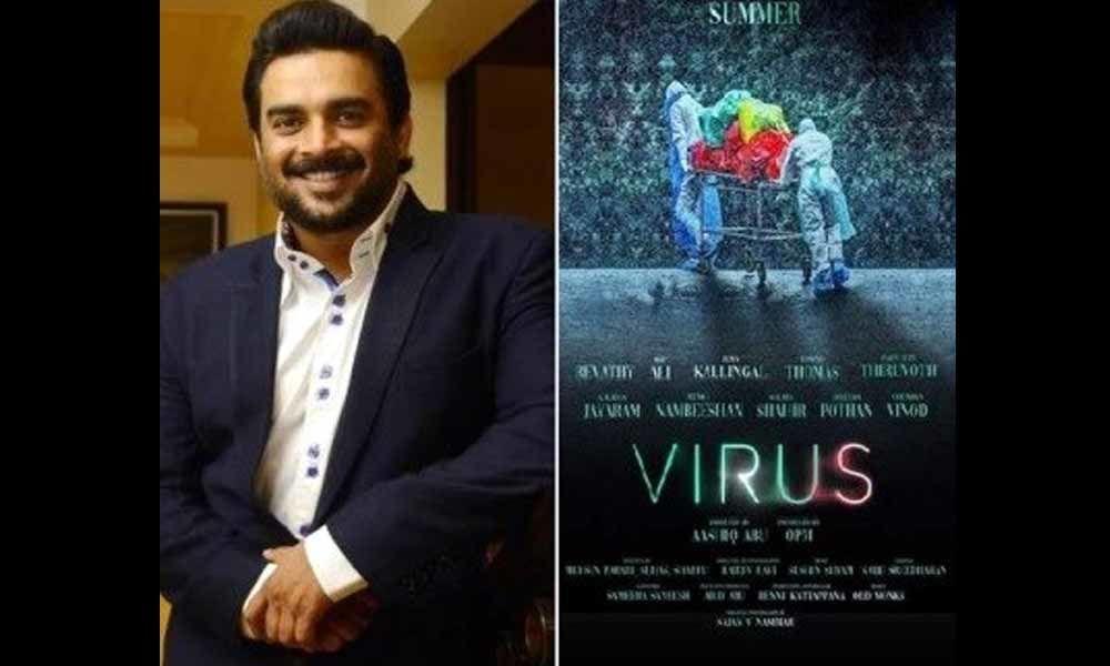 R Madhavan Drops The Virus Trailer