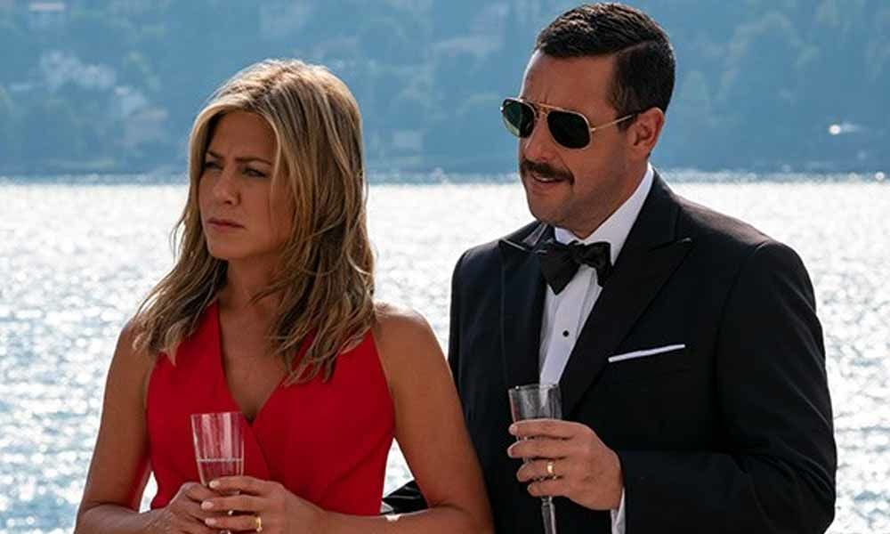 ​Netflix Unveils Murder Mystery Trailer, Stars Adam Sandler and Jennifer Aniston