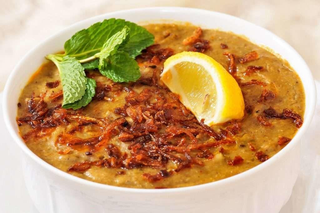 HANS & Haleem Contest