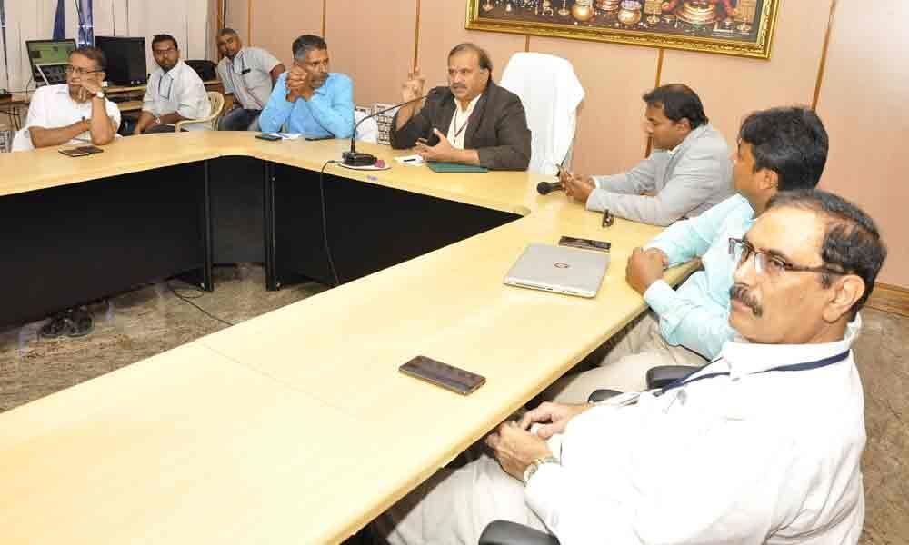 SVIMS, SRM Amaravati to collaborate on research