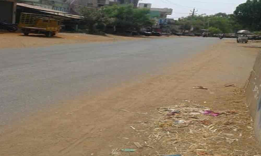 Heatwave grips Kadapa district