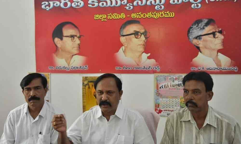 EC urged to take suo-motu action against JC Diwakar
