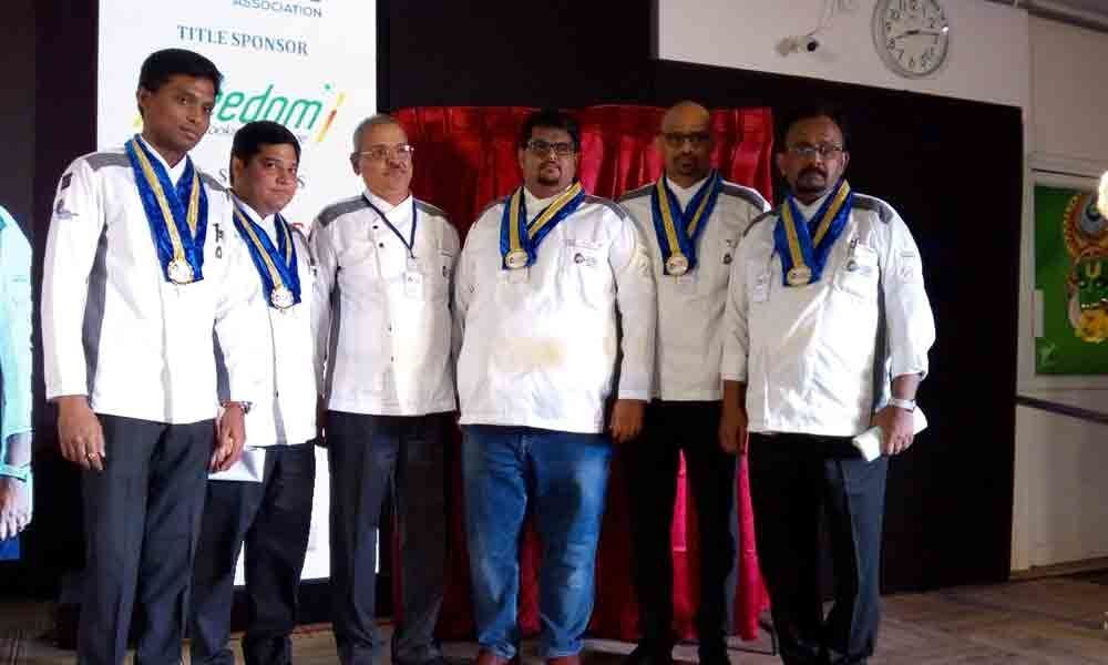 Telangana Chefs Association launched