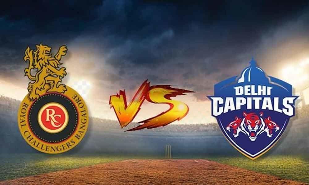 Delhi Capitals win toss, opt to bat against RCB
