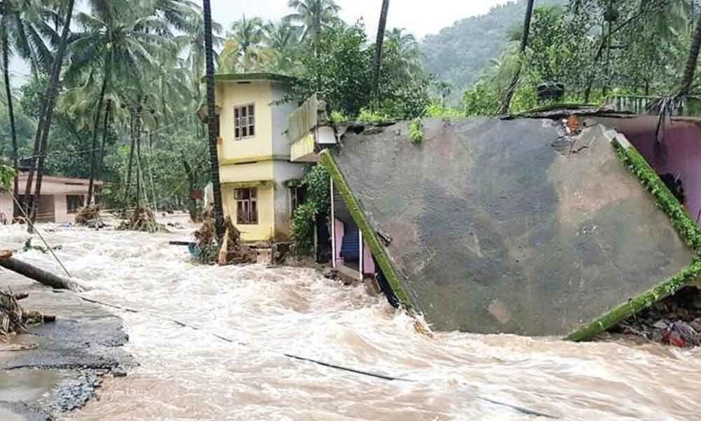 Indonesia floods create havoc, 10 dead, many displaced