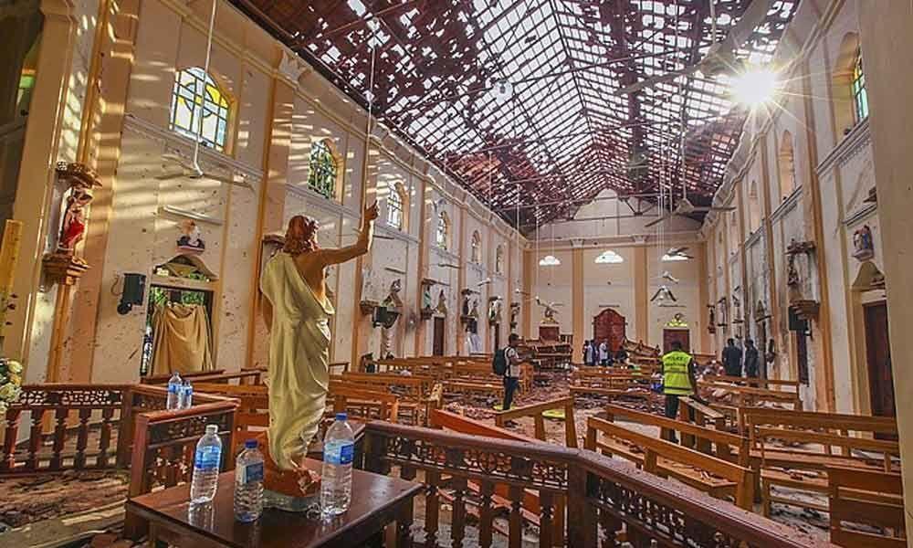 Baffling links behind Sri Lankan carnage