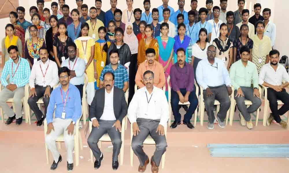 MITS students selected for Smart India Hackathon