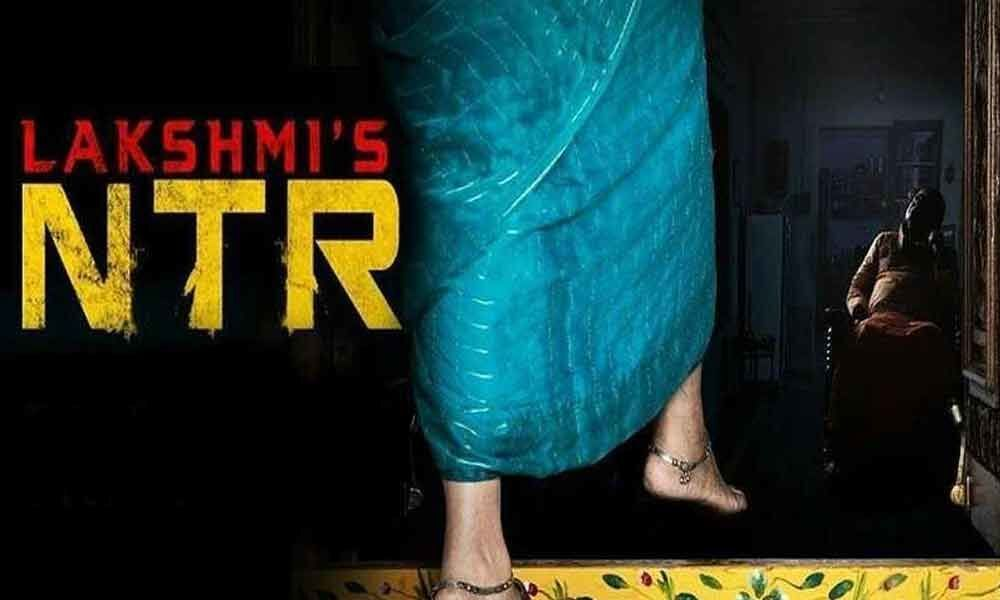 Lakshmis NTR gears up for a May Day release