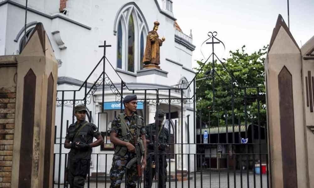Sri Lanka bars Muslim women from wearing veils in public after Easter bombings