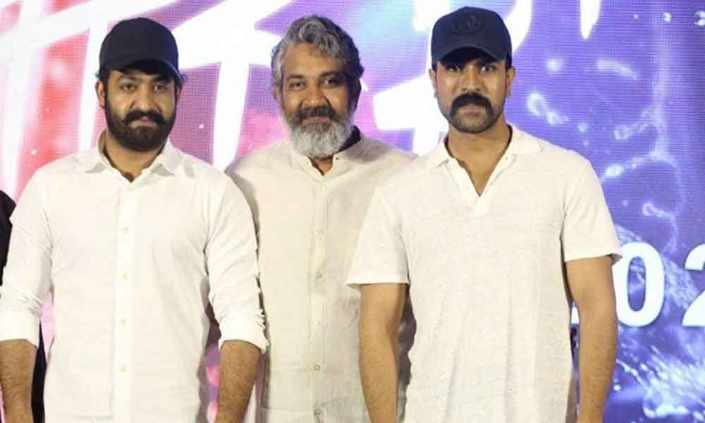 NTR and Charan to resume shoot for RRR