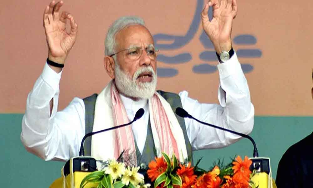Till phase 4 anti-Modi speeches are the principal tactic of regional parties