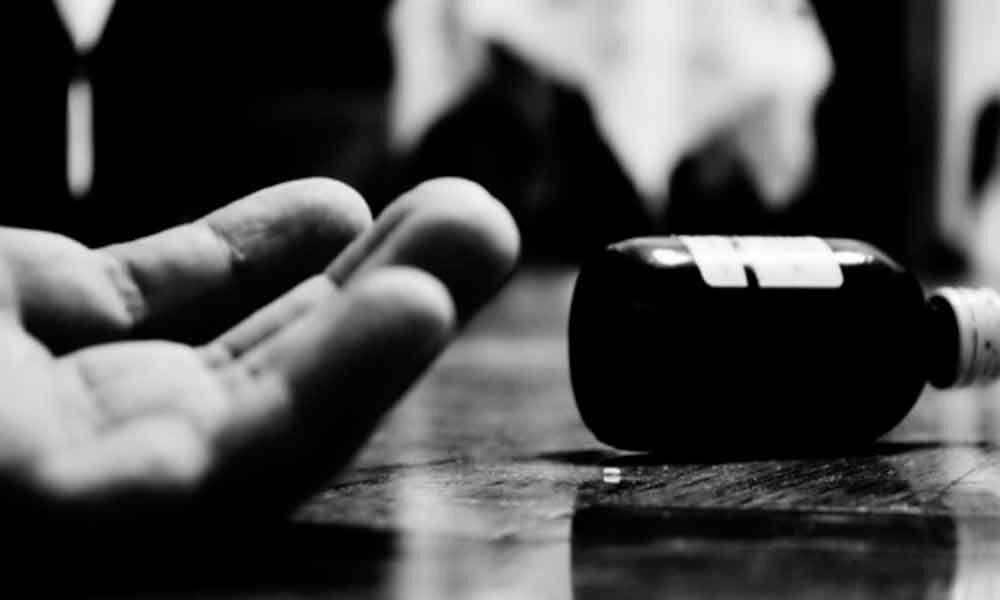 Police constable attempts suicide in Eluru