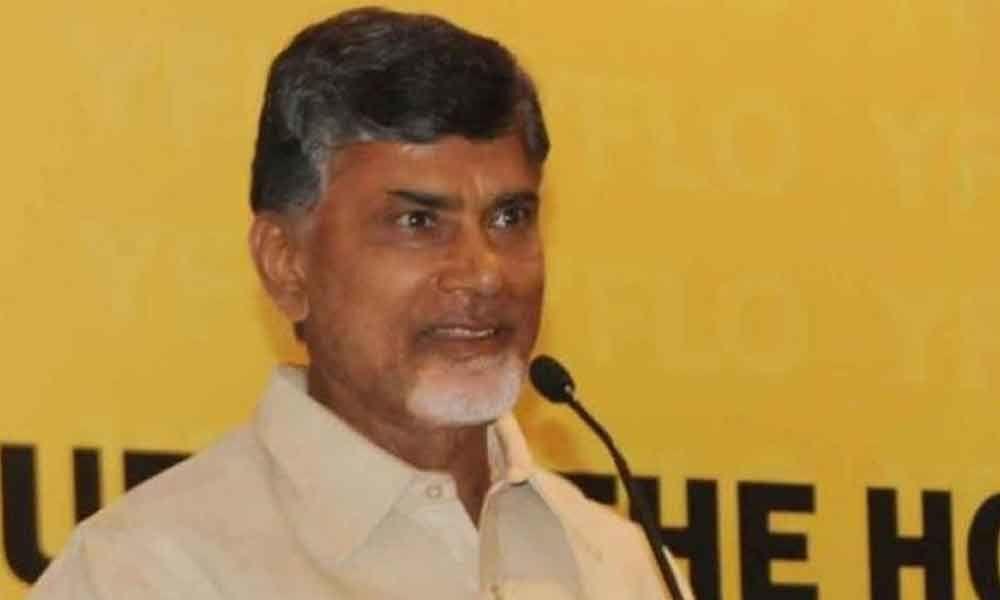 N Chandrababu Naidu appreciates JEE Telugu rankers