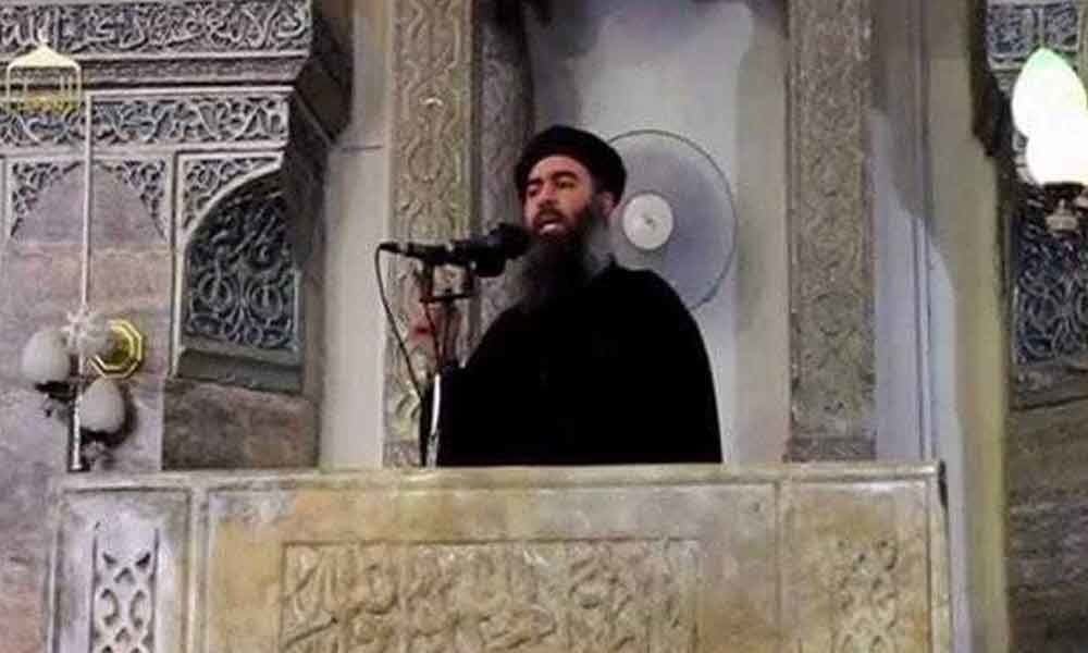 For first time in five years, IS chief Baghdadi appears in propaganda video