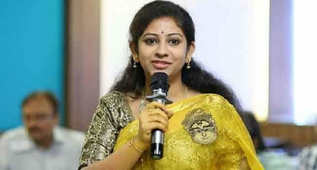 TDP leader Sadineni Yamini slams YS Jagan over supporting RGV