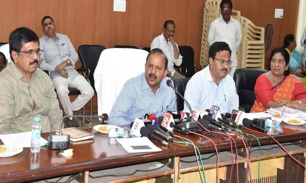 High alert announced in Vizianagaram