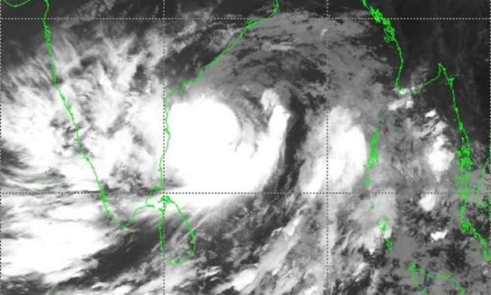 Fani impact - Srikakulam is under Red Alert