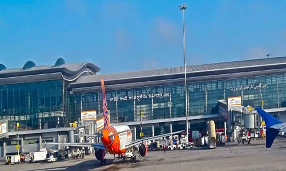 Bangalore to hyderabad flight