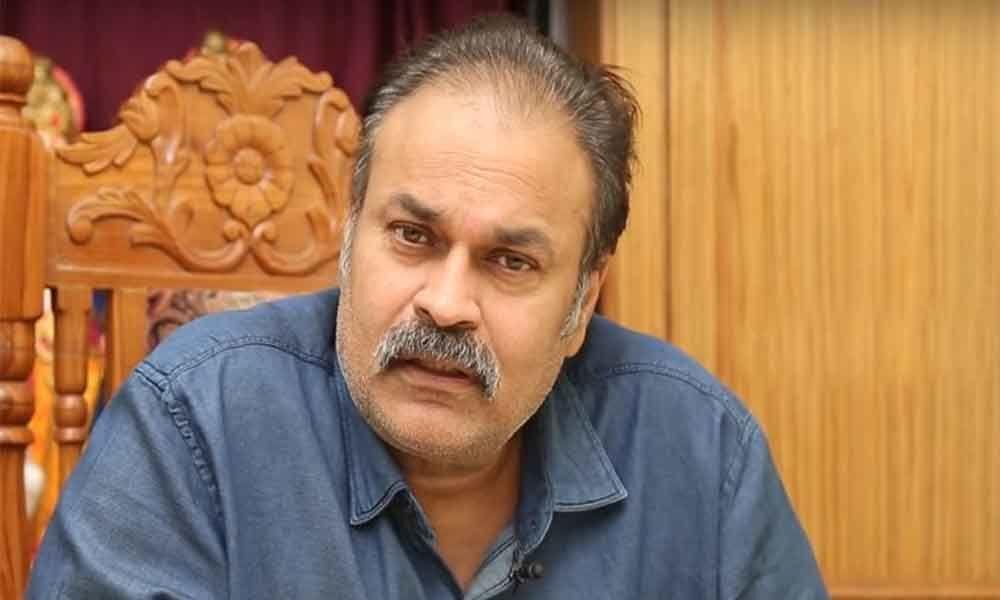 Mega brother Nagababu comments over contesting as Janasena MP candidate