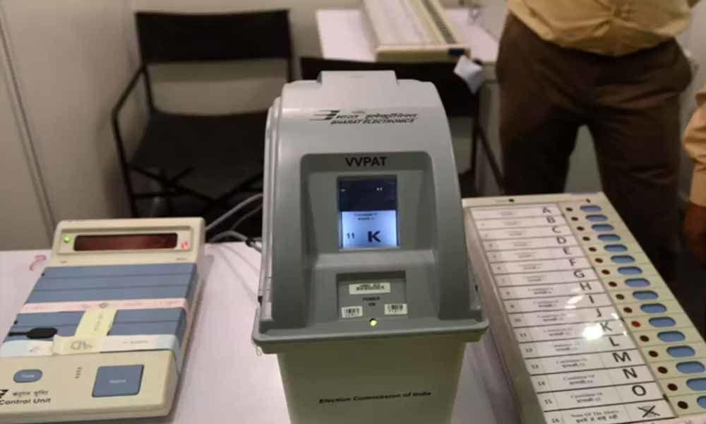 ECIL chairman assures EVMs cannot be tampered