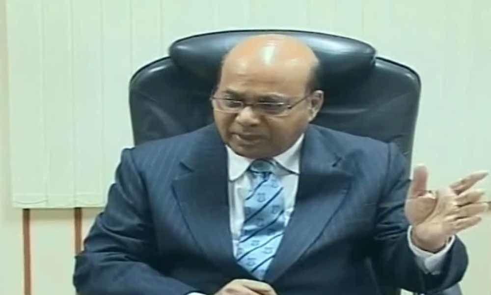 Governor, CM condoles demise of Justice Subhashan Reddy
