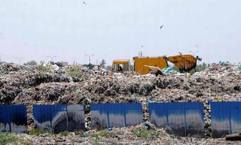 Ukkaya palli dumping yard will be developed with RS 23 crores- Seshasayana Reddy