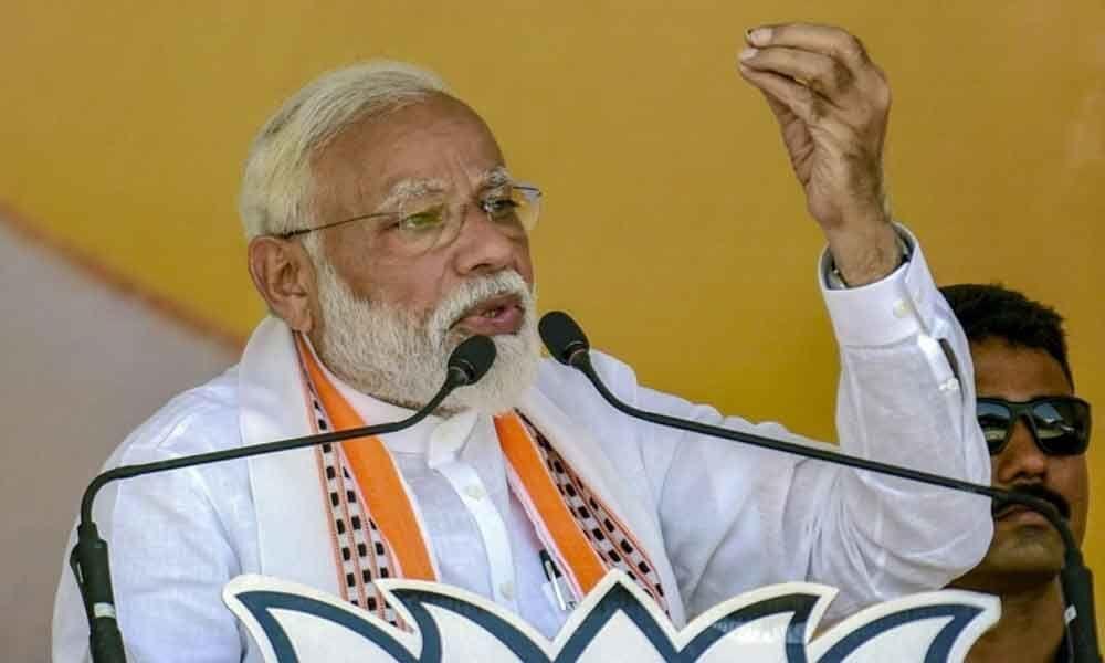 Congress wants me killed; they praised Zakir Naik whose words caused Lanka blasts: PM Modi