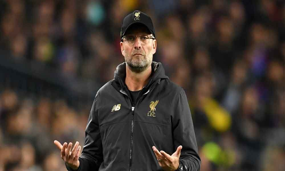 Liverpool could not have played much better:Klopp